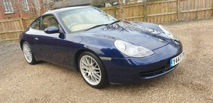 2001 Porsche 911 Carrera SOLD by Auction