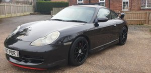 2000 Porsche 911 Carrera SOLD by Auction