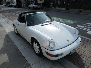 1991 Porsche 964 C2 Targa - 5 Speed, California Car