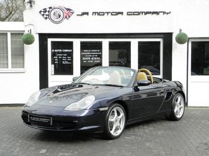 Picture of 2004 Porsche Boxster 2.7 Manual Midnight Blue Huge Spec! SOLD