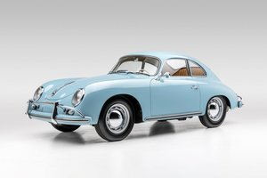 1959 Porsche 356A Coupe Correct 2 owners Blue(~)Tan $obo For Sale