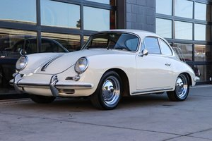 1963 Porsche 356B T6 Coupe 49k miles Ivory(~)Black $58.5k