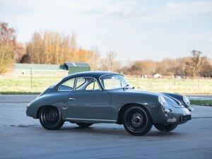 1963 Porsche 356 B Coup by Reutter