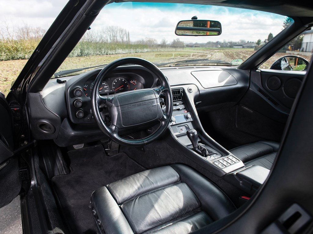 1992 Porsche 928 GTS  For Sale by Auction (picture 4 of 6)