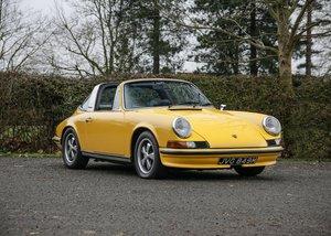 1973 Porsche 911 T Targa For Sale by Auction
