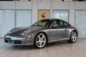2007 Porsche 911 (997) 3.8 C2S Manual Coupe For Sale