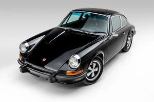 1973 Porsche 911S -E- Sunroof Coupe Correct Rare Black $187.