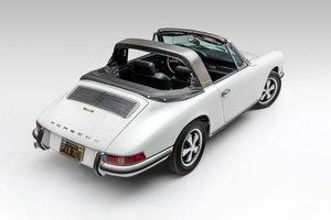 1968 Porsche 911S Soft-Window Targa Euro-specs Rare $139.5k