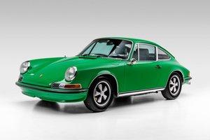 1972 Porsche 911S Coupe Euro-specs Green(~)Black $149.5k