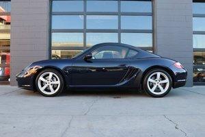 2007 Porsche Cayman 5 Speed Manual Blue(~)Tan $13.9k