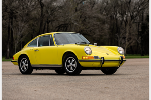 1972 Porsche 911T 2.4L Coupe Well Sorted Desirable $129.5k