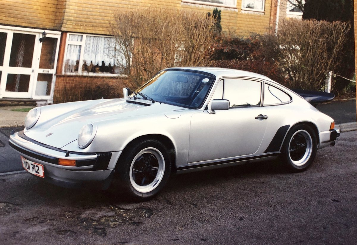 1979 Porsche 911 SC owner since 1986 for auction 17th July For Sale by Auction (picture 1 of 6)