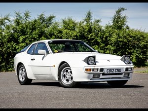 1986 Porsche 944 Auto for Auction 16th - 17th July For Sale by Auction