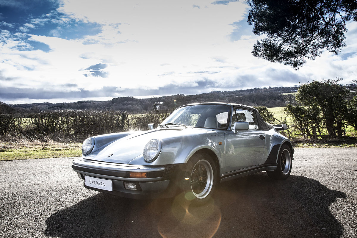1988 Porsche 911 (930) Turbo Cabriolet For Sale (picture 1 of 6)