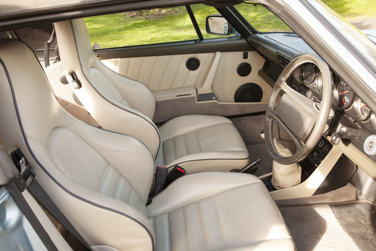 1988 Porsche 911 (930) Turbo Cabriolet For Sale (picture 2 of 6)