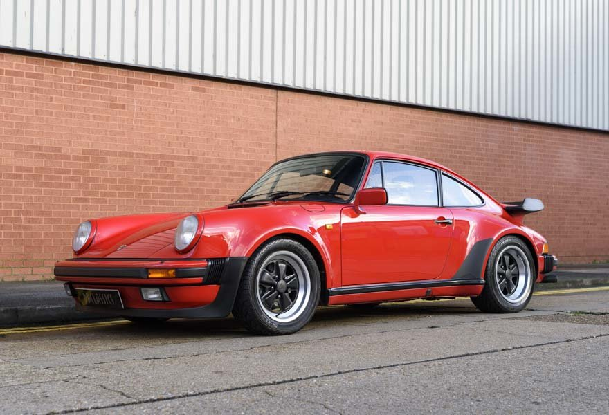 1988 Porsche 930 (911) 3.3 Turbo (LHD) For Sale (picture 1 of 24)