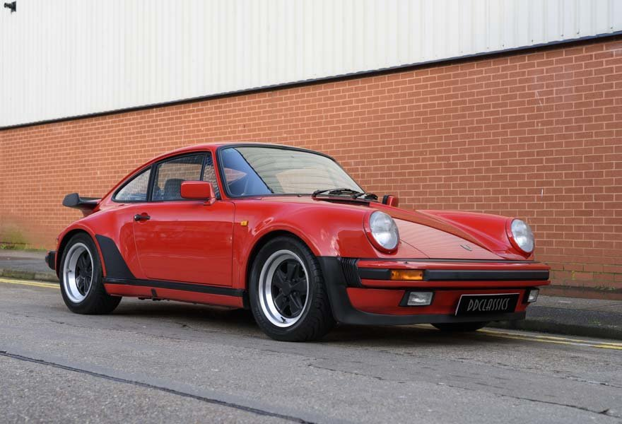 1988 Porsche 930 (911) 3.3 Turbo (LHD) For Sale (picture 2 of 24)
