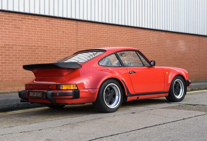 1988 Porsche 930 (911) 3.3 Turbo (LHD) For Sale (picture 3 of 24)