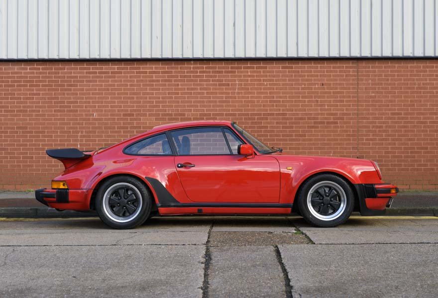 1988 Porsche 930 (911) 3.3 Turbo (LHD) For Sale (picture 5 of 24)