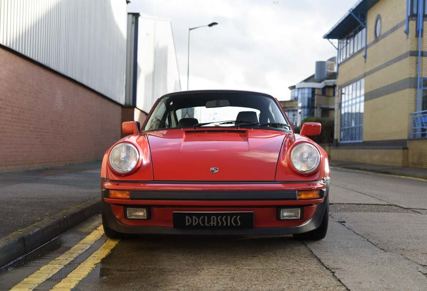 1988 Porsche 930 (911) 3.3 Turbo (LHD) For Sale (picture 7 of 24)