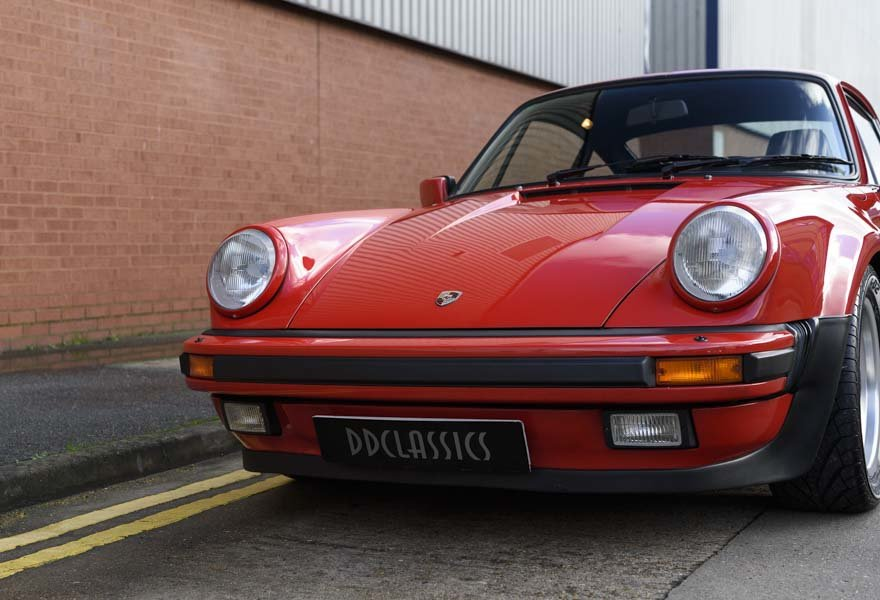 1988 Porsche 930 (911) 3.3 Turbo (LHD) For Sale (picture 9 of 24)