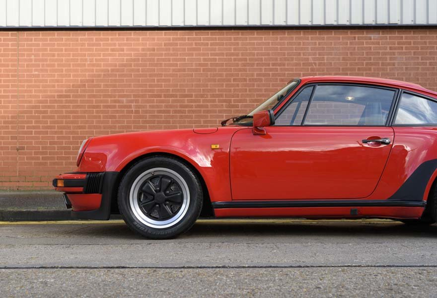 1988 Porsche 930 (911) 3.3 Turbo (LHD) For Sale (picture 10 of 24)