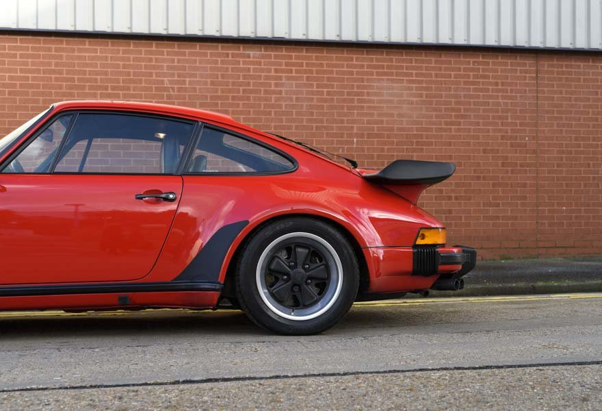 1988 Porsche 930 (911) 3.3 Turbo (LHD) For Sale (picture 11 of 24)