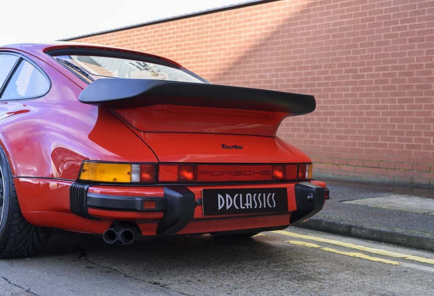1988 Porsche 930 (911) 3.3 Turbo (LHD) For Sale (picture 13 of 24)