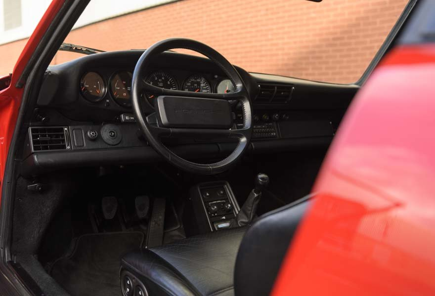 1988 Porsche 930 (911) 3.3 Turbo (LHD) For Sale (picture 15 of 24)