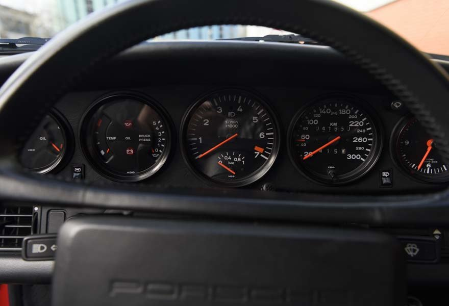 1988 Porsche 930 (911) 3.3 Turbo (LHD) For Sale (picture 16 of 24)