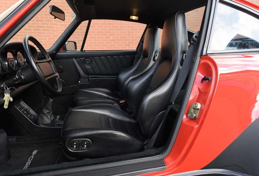 1988 Porsche 930 (911) 3.3 Turbo (LHD) For Sale (picture 20 of 24)