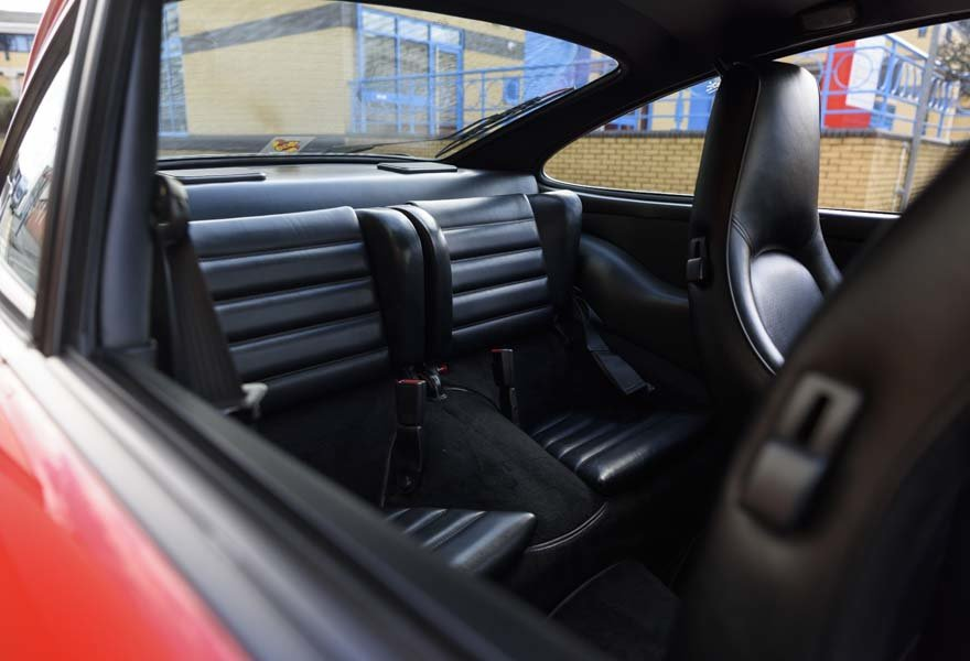 1988 Porsche 930 (911) 3.3 Turbo (LHD) For Sale (picture 22 of 24)