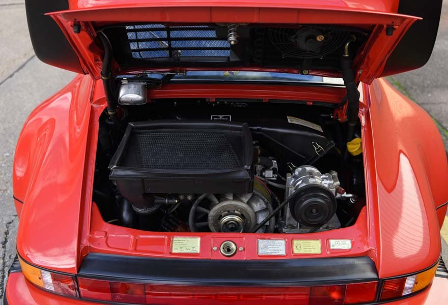 1988 Porsche 930 (911) 3.3 Turbo (LHD) For Sale (picture 24 of 24)
