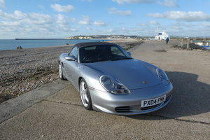 2004 Porsche Boxster 550 Speedster Anniversary  For Sale