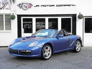 Picture of 2007 Porsche Boxster 2.7 Manual Cobalt Blue 53000 Miles! SOLD