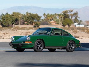 1973 Porsche 911 S Coupe  For Sale by Auction