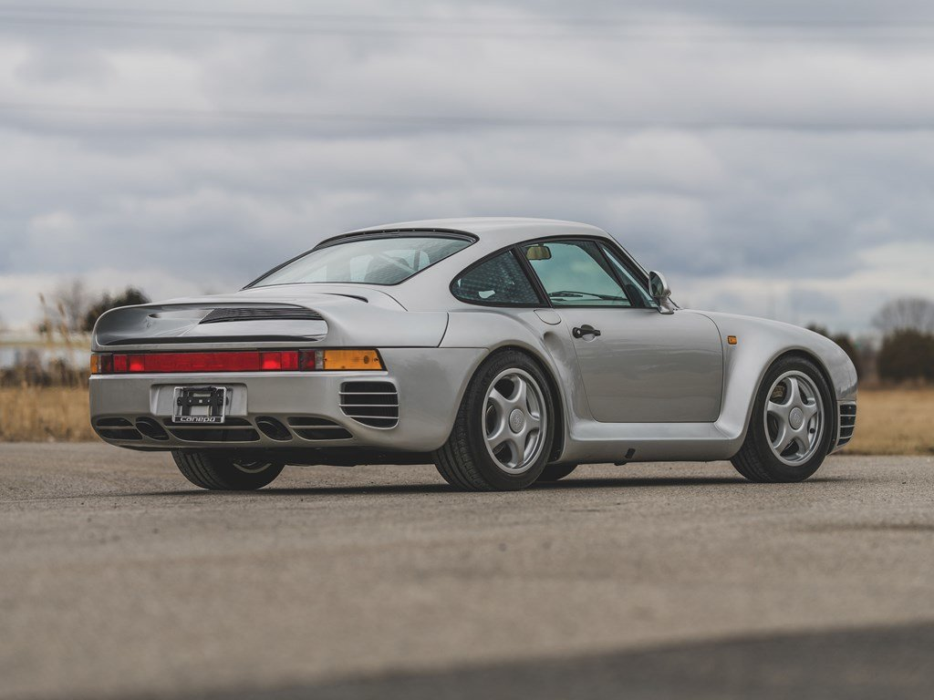 1987 Porsche 959 Komfort  For Sale by Auction (picture 2 of 6)