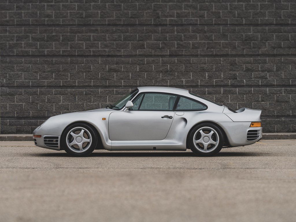 1987 Porsche 959 Komfort  For Sale by Auction (picture 5 of 6)