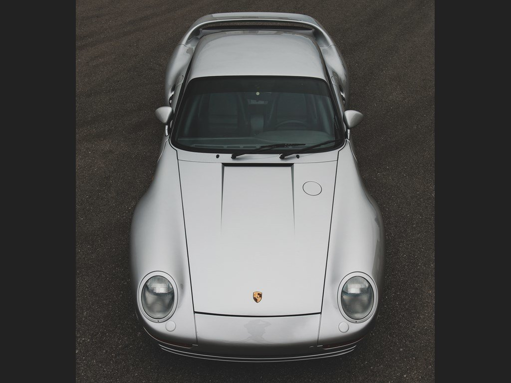 1987 Porsche 959 Komfort  For Sale by Auction (picture 6 of 6)