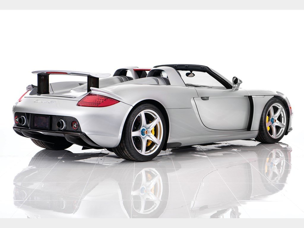 2004 Porsche Carrera GT  For Sale by Auction (picture 2 of 6)