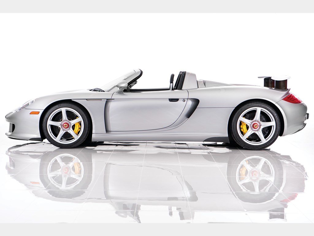 2004 Porsche Carrera GT  For Sale by Auction (picture 5 of 6)
