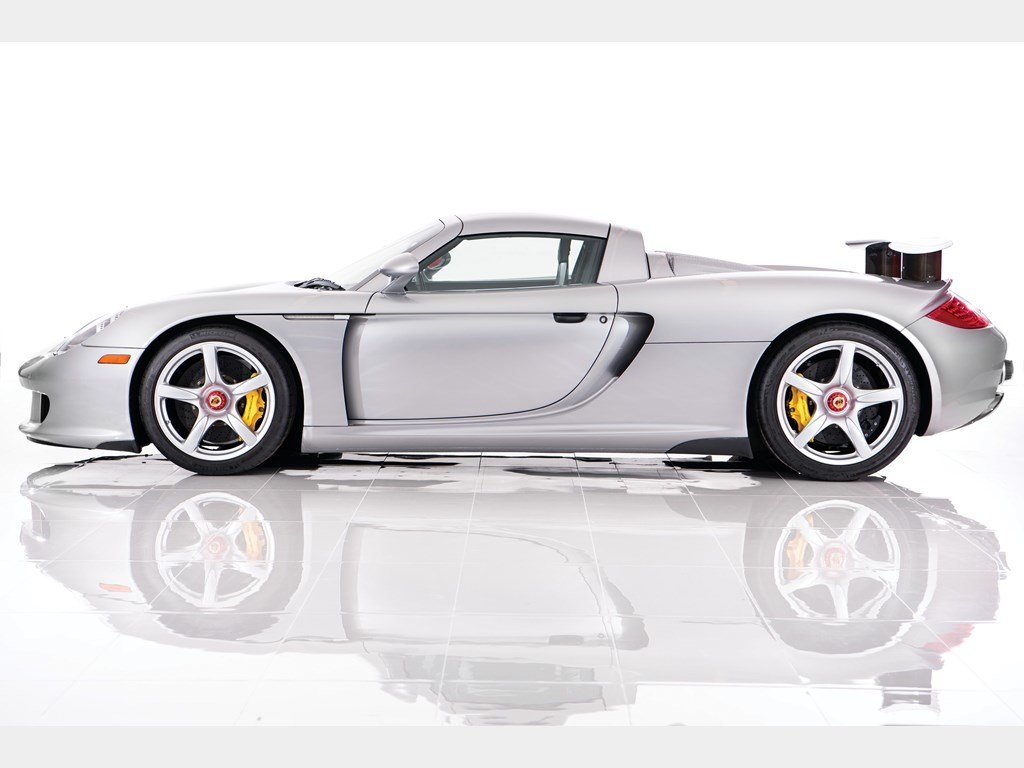 2004 Porsche Carrera GT  For Sale by Auction (picture 6 of 6)