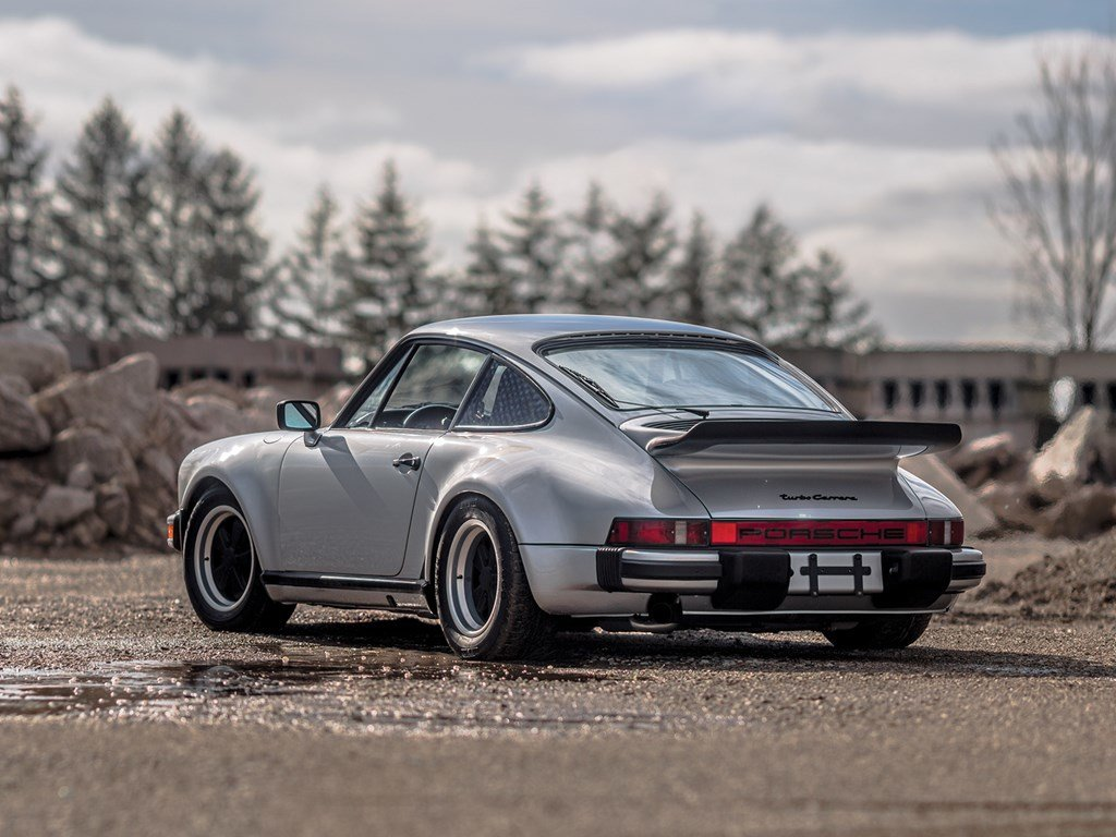 1976 Porsche 911 Turbo Carrera  For Sale by Auction (picture 2 of 6)
