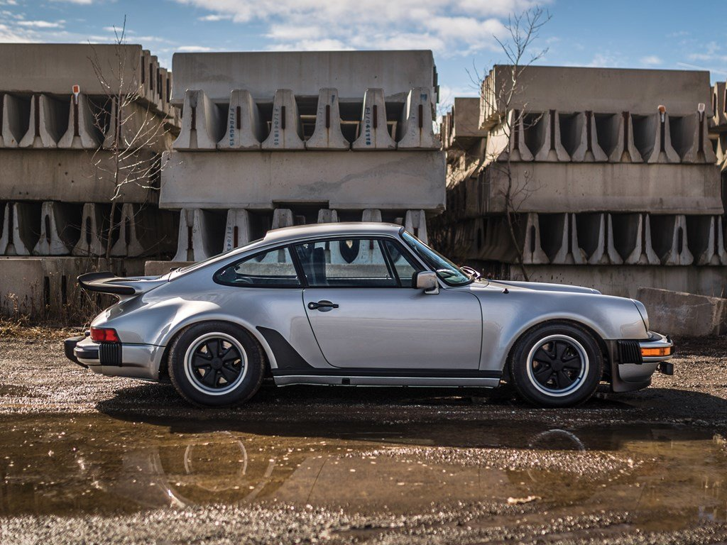 1976 Porsche 911 Turbo Carrera  For Sale by Auction (picture 5 of 6)
