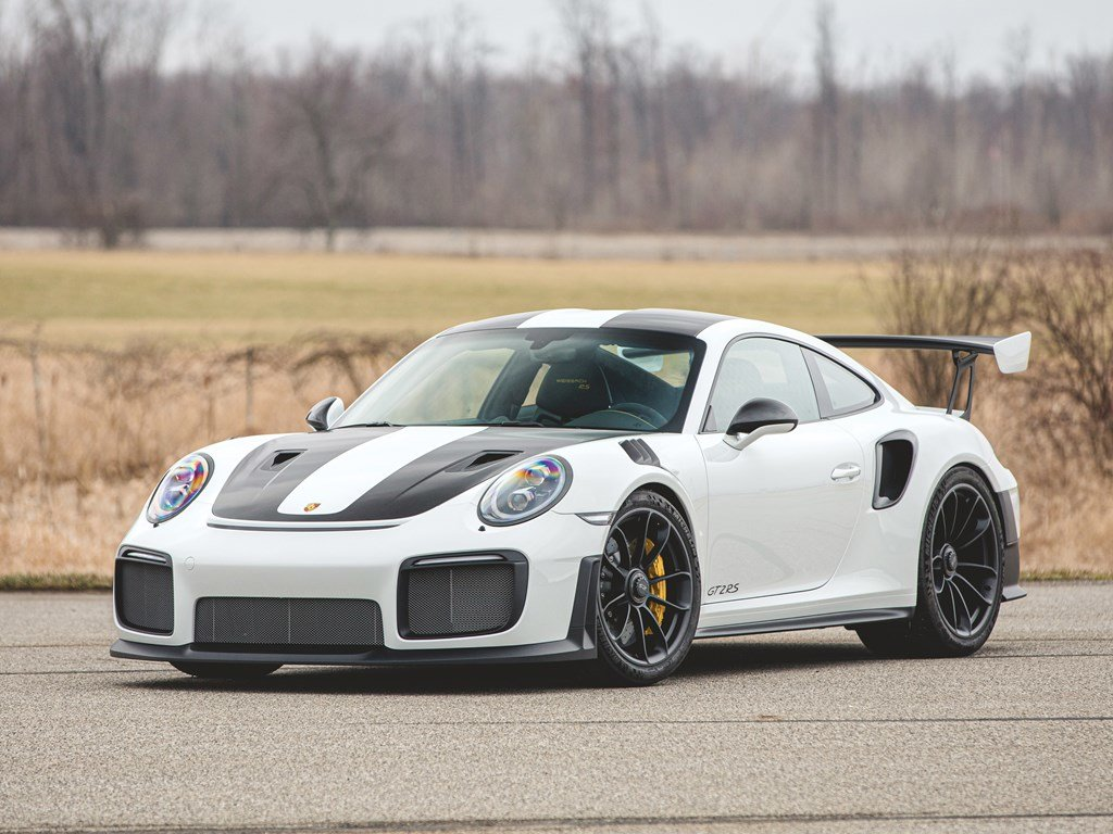 2019 Porsche 911 GT2 RS Weissach  For Sale by Auction (picture 1 of 6)