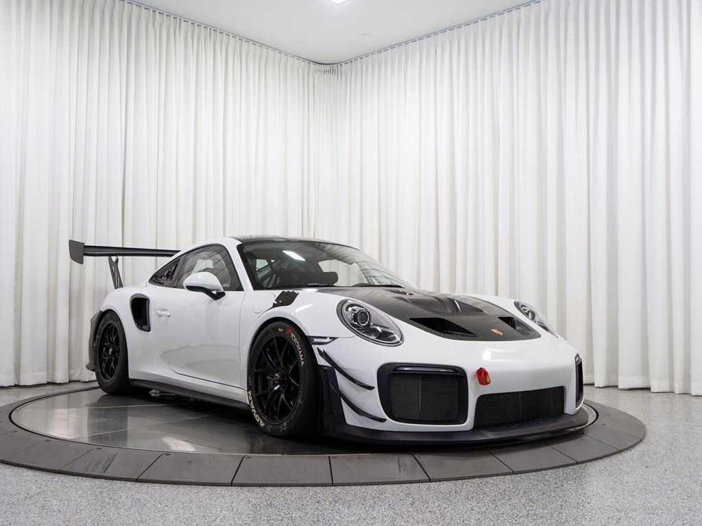 2019 Porsche 911 GT2 RS Clubsport  For Sale by Auction (picture 1 of 6)