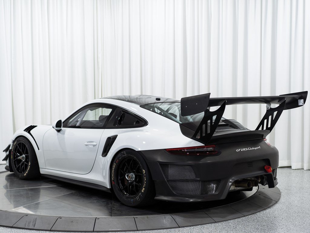2019 Porsche 911 GT2 RS Clubsport  For Sale by Auction (picture 2 of 6)
