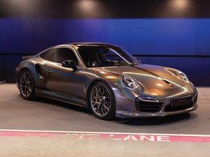 2014 Porsche 911 Turbo S Coup