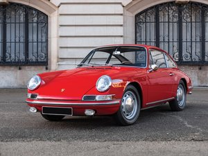 1965 Porsche 911  For Sale by Auction