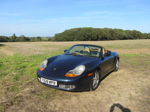 Porsche Boxster  1999 For Sale